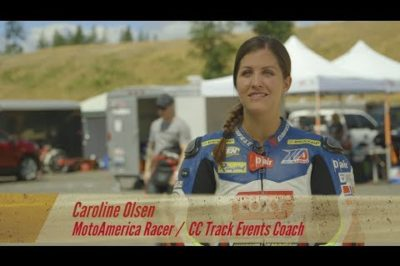 Caroline Olson on Track Events | It's A Fine Line
