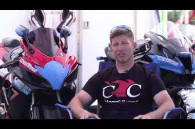 MotoVixens - Interview with Troy Cook